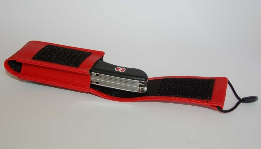 Чехол Victorinox для складных ножей 111 мм. (4.0482.1)