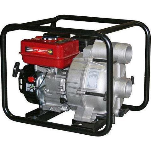 Мотопомпа бензиновая грязевая DDE PTR50K (вых 50 мм, 7лc,30м,500л/мин, 3.6л, 52кг)