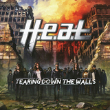 H.E.A.T ‎/ Tearing Down The Walls (RU)(CD)