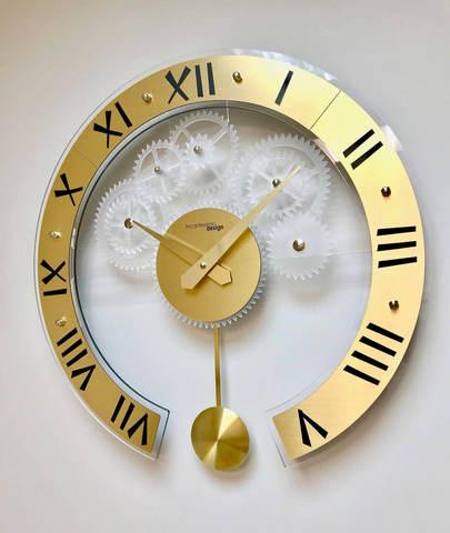 Настенные часы Incantesimo Design 134GOLD