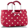 Сумка loopshopper m ruby dots