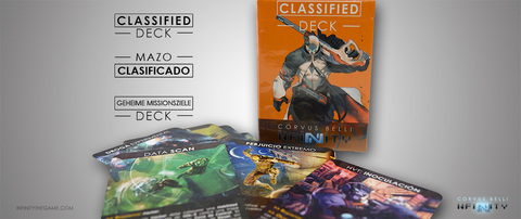 Classified Deck ENG