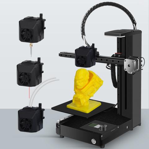 Многофункциональный  3D принтер TOYDIY