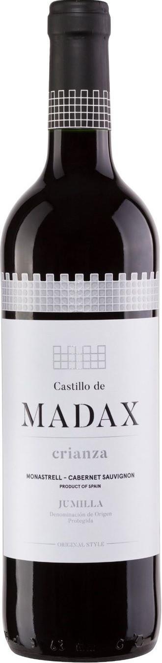 Castillo de Madax Crianza