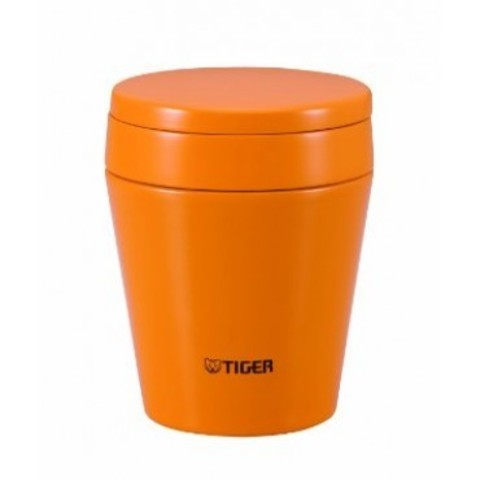 Термоконтейнер для первых или вторых блюд Tiger MCC-A038 Pumpkin