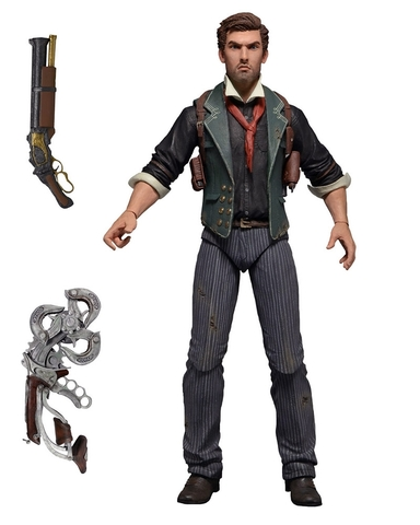 Фигурка Bioshock Infinite Букер ДеВитт