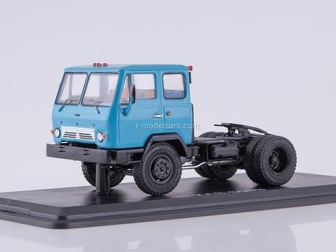 KAZ-608V road tractor blue 1:43 Start Scale Models (SSM)