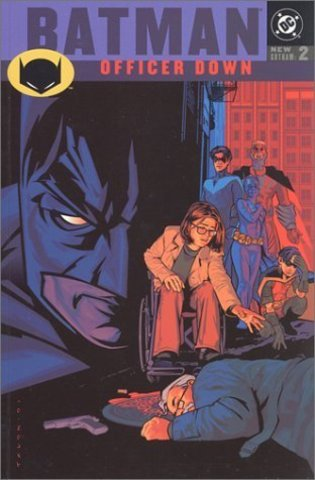 Batman Officer Down TP (New Gotham, 2) by Jimmy Palmiotti (Artist), Various (Artist, Author), A. J. Lieberman (7-Apr-2006) Paperback