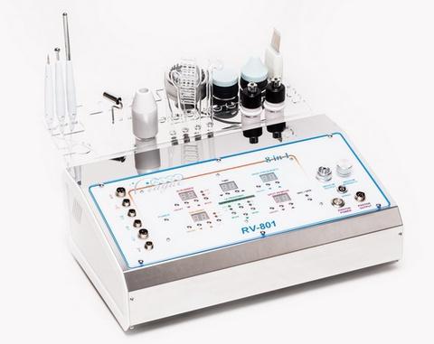 Косметологический комбайн RV-801 (8 в 1)