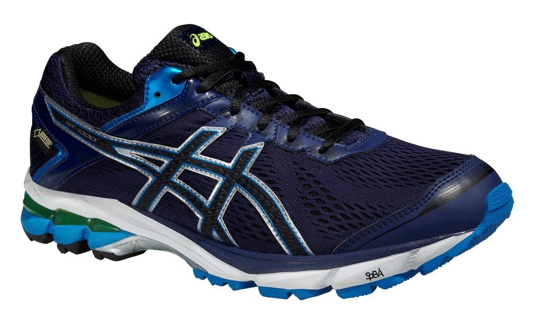 Кроссовки для бега Asics GT-1000 4 G-TX мужские  (T5B2N 4990)