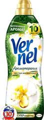 """Кондиционер для белья """"Vernel"""" Пион и Хлопок 910мл"""