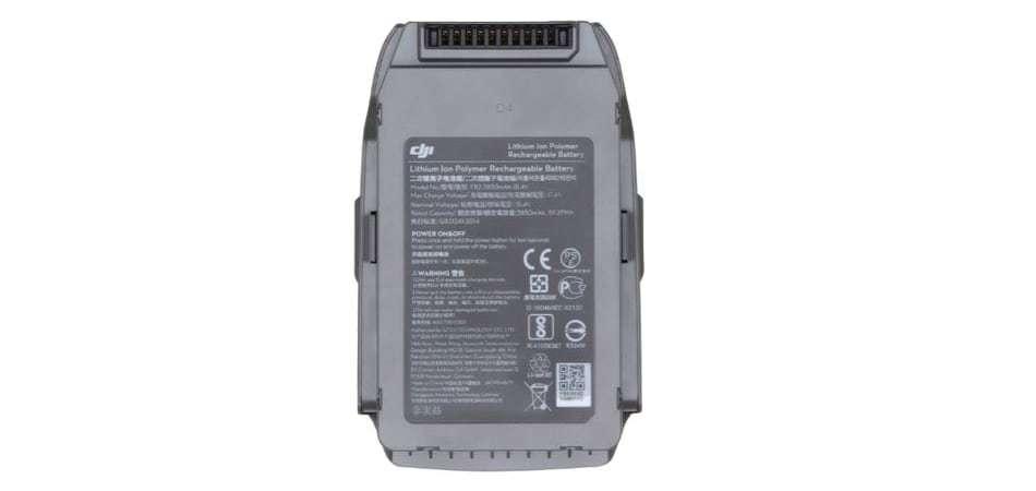Аккумулятор DJI Mavic 2 Intelligent Flight Battery (Part2) обратная сторона