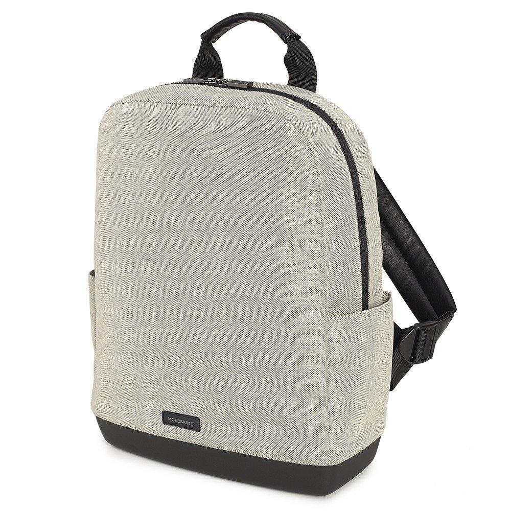 Рюкзак Moleskine The Backpack CANVAS, white