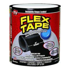 Сверхсильная клейкая лента Flex Tape (Флекс Тайп)