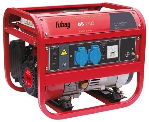 Кожух для бензинового генератора Fubag BS 1100 (900 Вт)