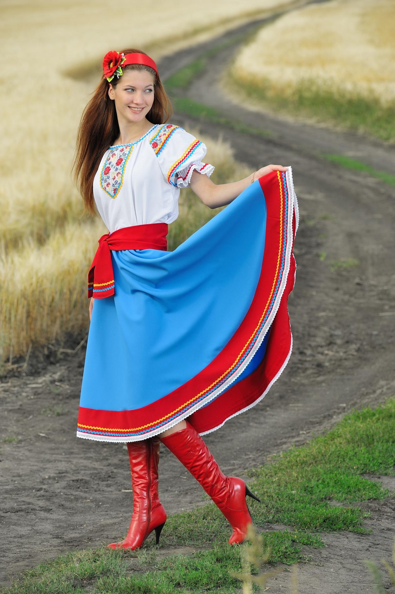 Костюм Кубаночка для танцев