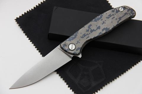 Нож Широгоров Flipper 95 Elmax Custom Division
