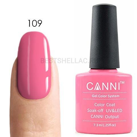 Canni Canni, Гель-лак 109, 7,3 мл 109.jpg