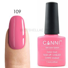 Canni, Гель-лак 109, 7,3 мл