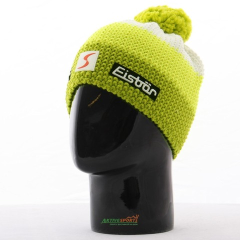 Шапка детская Eisbar Star Neon Pompon SP kids 673