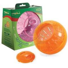 Триол Прогулочный шар для грызунов d140мм