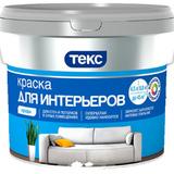 ТЕКС Краска в/д интерьерная класс ПРОФИ