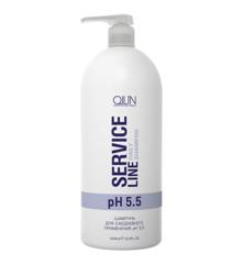 OLLIN service line шампунь для ежедневного применения рн 5.5 1000мл/ daily shampoo ph 5.5