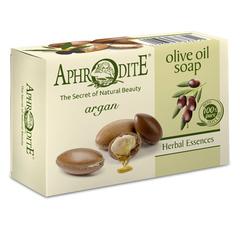 Оливковое мыло с аргановым маслом, Aphrodite