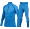 Мужской теплый комплект термобелья Craft Warm (1901638-1901640) синий