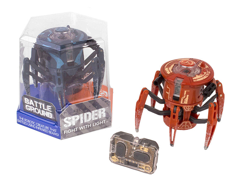 Микроробот HEXBUG Battle Spider 2.0
