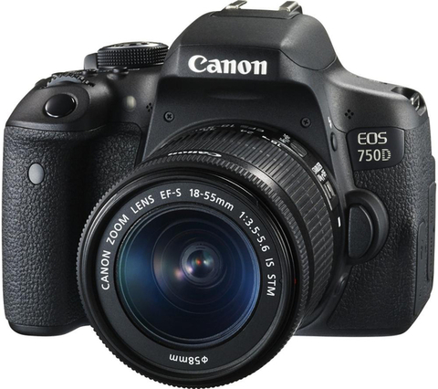Canon EOS 750D Kit EF-S 18-135mm f/3.5-5.6 IS