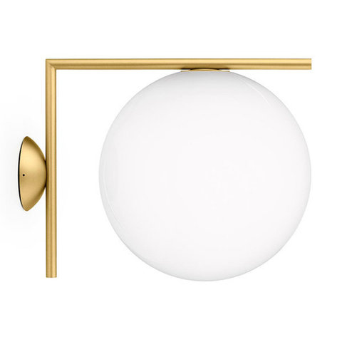 replica  IC Lighting Flos Wall 2 Gold
