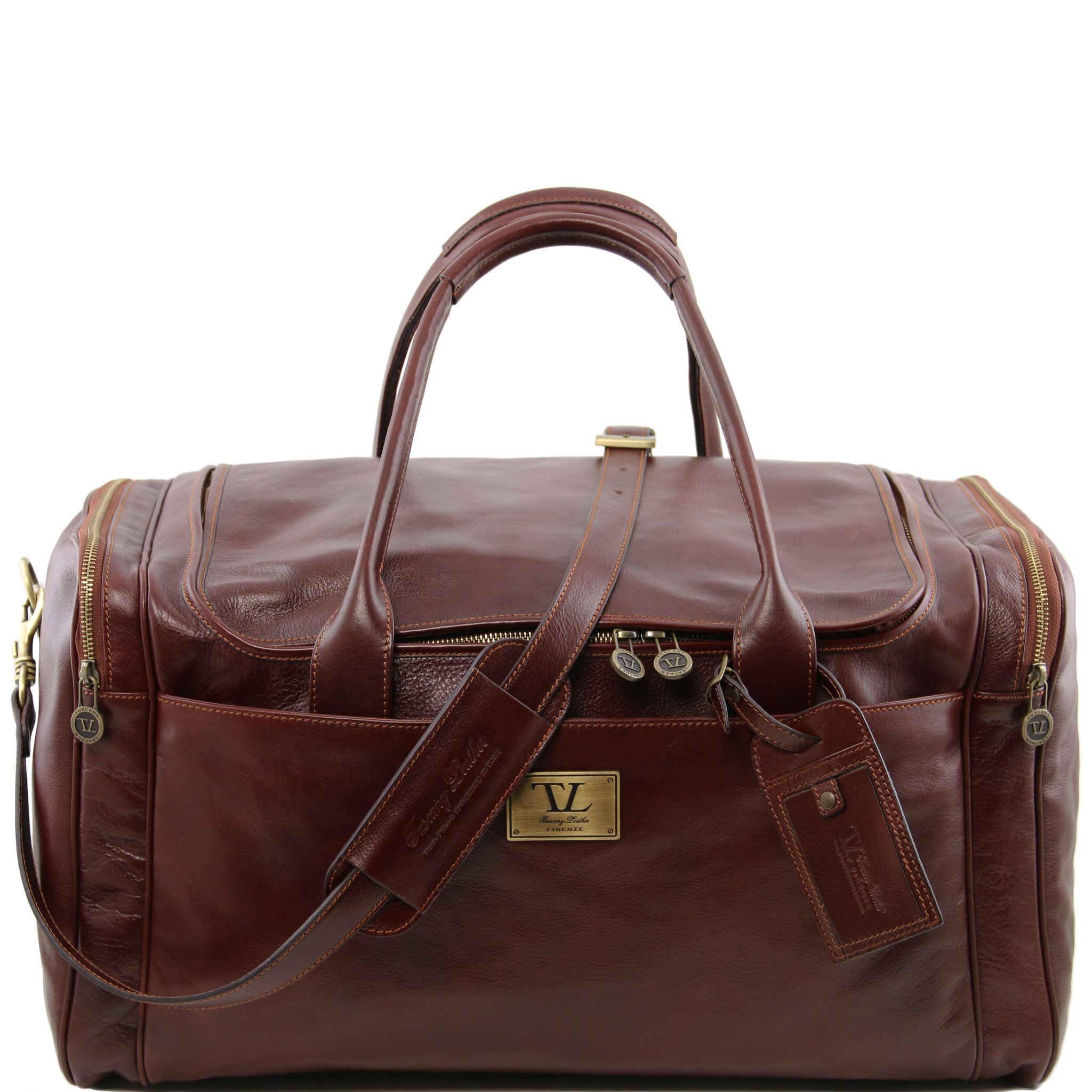 Tuscany Leather TL VOYAGER - TL141281 - Brown