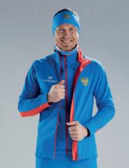 Элитная утеплённая лыжная куртка Nordski Elite G-TX RUS 2020