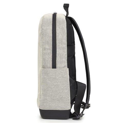 Рюкзак Moleskine The Backpack CANVAS, white, фото 5