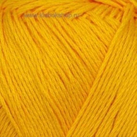 Пряжа Хлопок натуральный (Пехорка) Желток 12