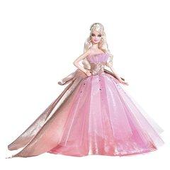 Коллекционная кукла Барби  2009 г. - Праздничная, Mattel