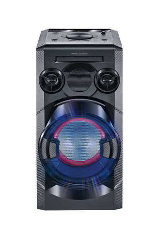 Mac Audio MMC 850, аудиосистема