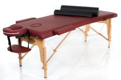 Массажный стол RESTPRO Classic 2 Wine Red