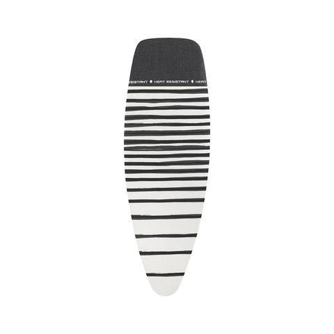 Чехол PerfectFit 135х45 см (D), 2 мм поролона, термоустойчивая зона для утюга, Редеющие линии, арт. 119064 - фото 1