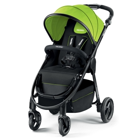 Коляска детская RECARO Citylife Lime Black Frame (5650.21362.66)