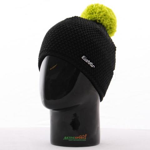 шапка Eisbar jamie pompon