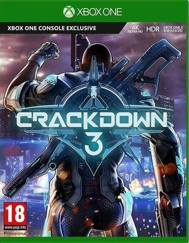Xbox One Crackdown 3 (английская версия)