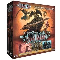 Рыцарь-маг / Mage Knight (Полное издание) на русском языке