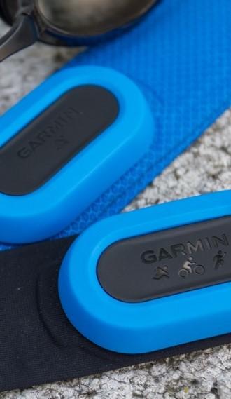 Комплект пульсометров Garmin HRM-Tri и HRM-Swim