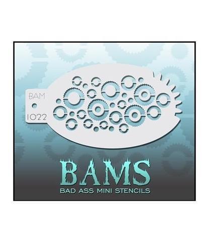 Трафарет BAMS 1022
