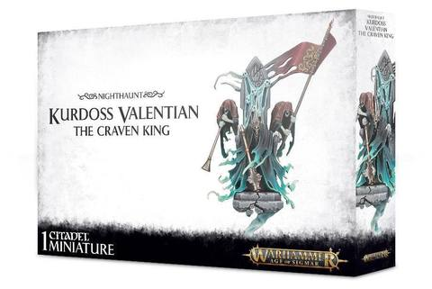 Kurdoss Valentian: The Craven King