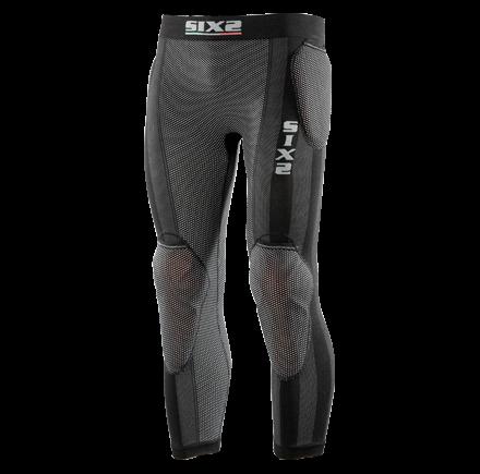 Sixs, Защитные легинсы с защитой бедра, колена с/н Kitpro Pnx, черный