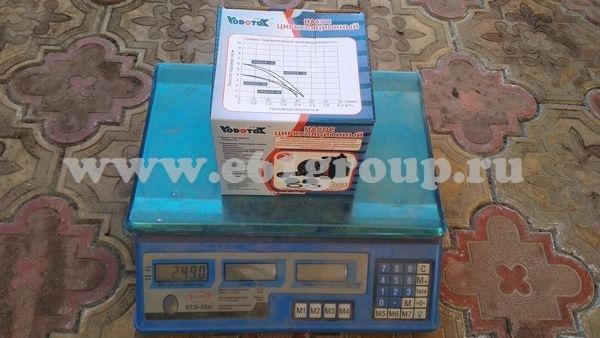Циркуляционный  насос Vodotok (Водоток) XRS 206-130 купить