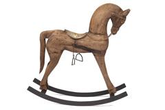 Лошадка Secret De Maison «Кольт (Colt) С» (mod. M-10883) (Натуральный)